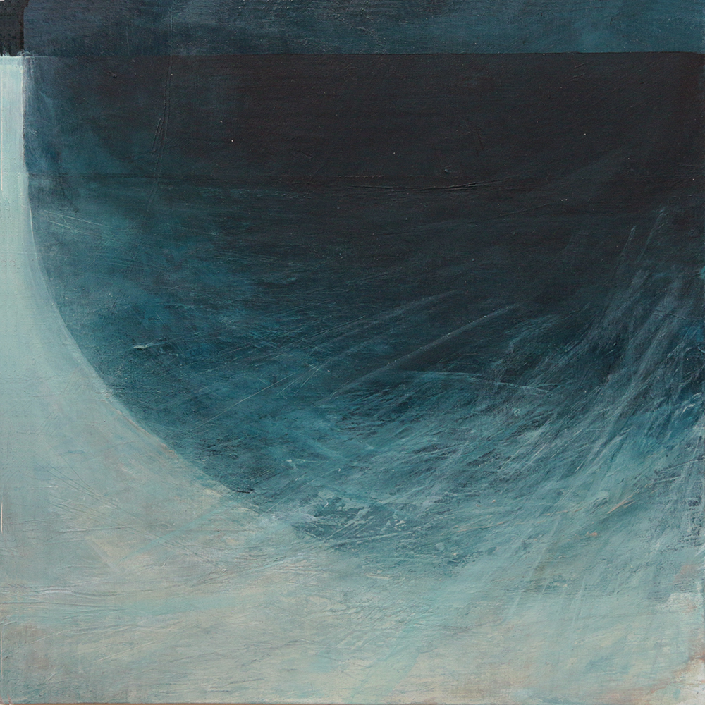 """Ebb and Flow""<BR /> 30 cm x 30 cm</BR>£200 + shipping"