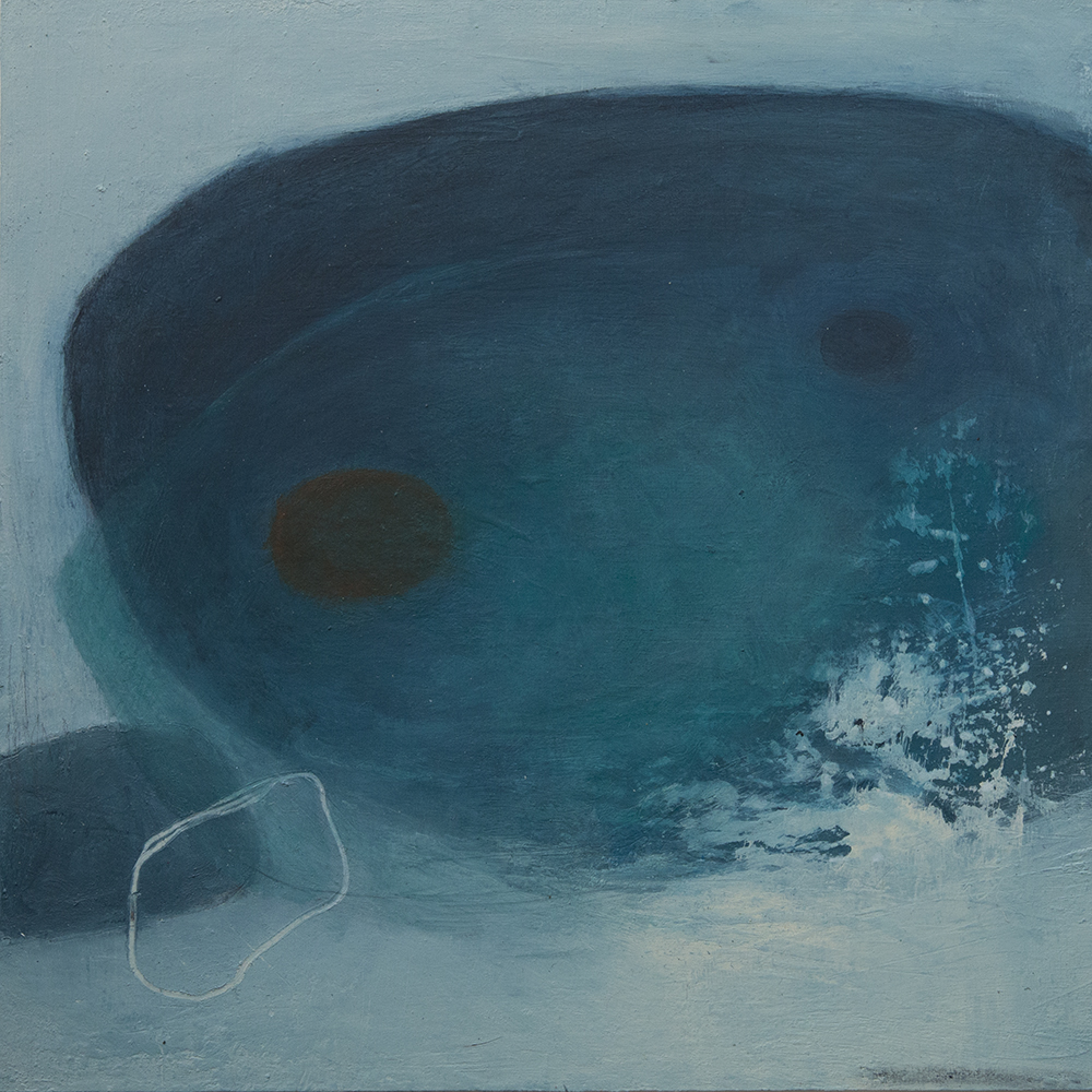 """The Rock Pool""</BR>30 cm x 30 cm</BR>£200 + shipping"