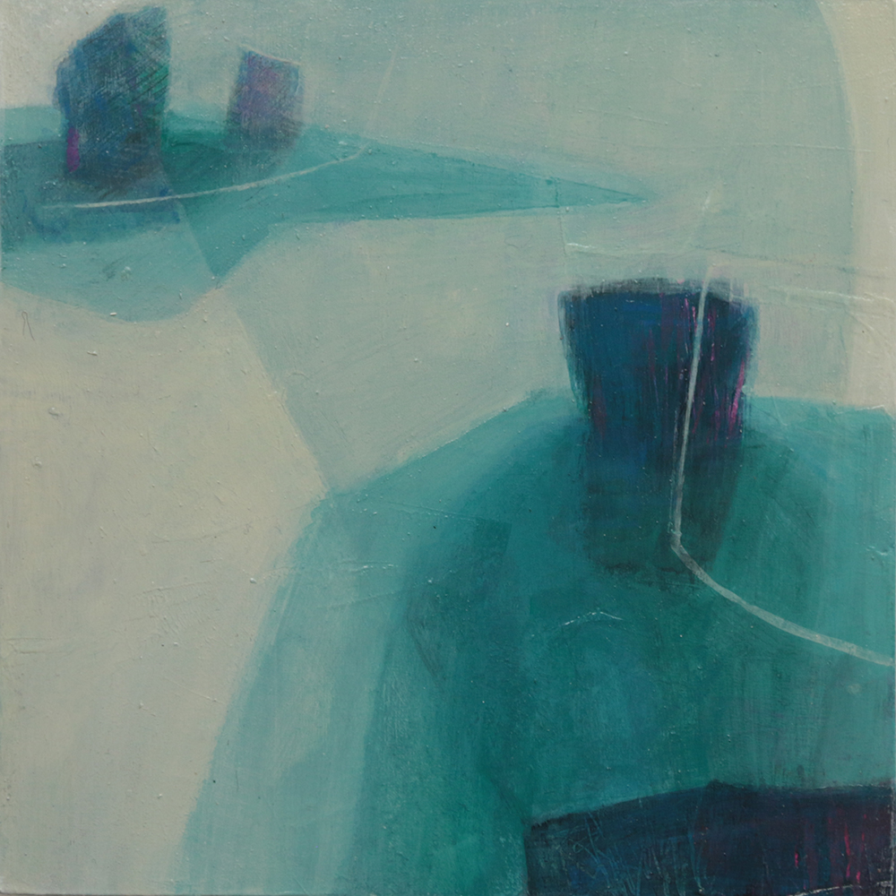 """""""In Isolation""""</BR> 15 cm x 15 cm</BR>£100 + shipping"""