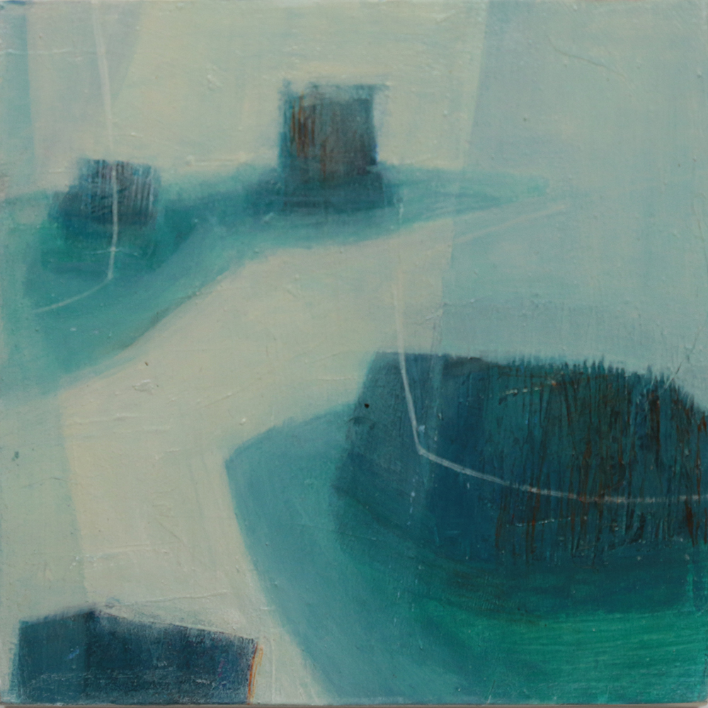 """""""King of the Castle""""</BR> 15cm x 15cm</BR>£100 + shipping"""